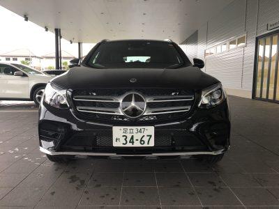 トリプル木村の高級車レンタカー配達日記109~GLC220d~