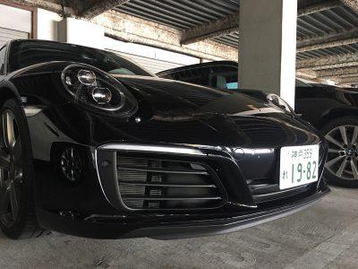 谷畑任三郎の高級車レンタカー配達日記107~ポルシェ 911カレラS~