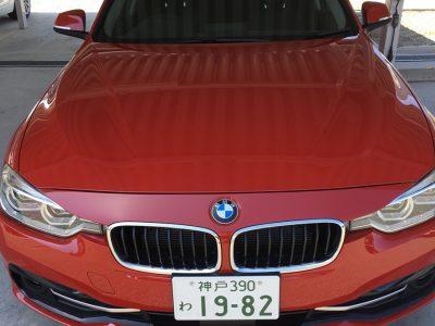 ガッツ由井の高級車レンタカー配達日記50~BMW 320d ~