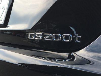 ヘルプ吉村の高級車レンタカー配達日記118~レクサス GS200t~
