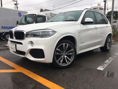 トリプル木村の高級車レンタカー配達日記116~BMW X5~