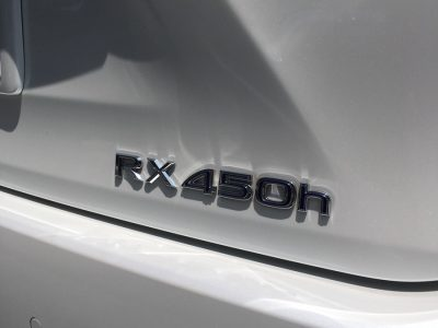 ヘルプ吉村の高級車レンタカー配達日記115~レクサス RX450h~
