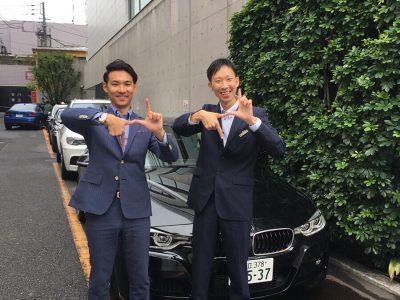 トリプル木村の高級車レンタカー配達日記130~BMW 318i EDITION SHADOW~