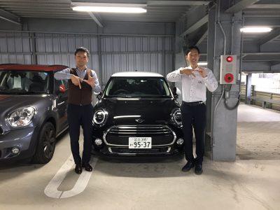 トリプル木村の高級車レンタカー配達日記131~新型MINI~