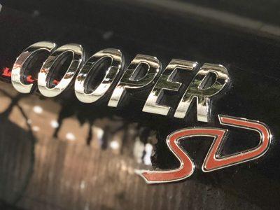 ブルゾン樫原の高級車レンタカー配達日記76〜MINI クーパーSD クロスオーバー All4 〜