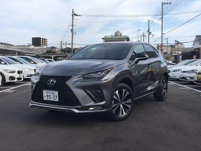 ヘルプ吉村の高級車レンタカー配達日記137~レクサス NX300~