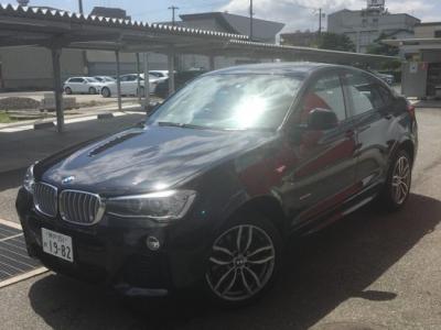 クリス二瓶の高級車レンタカー配達日記78 BMW X4 x-Drive 28i Mスポーツ