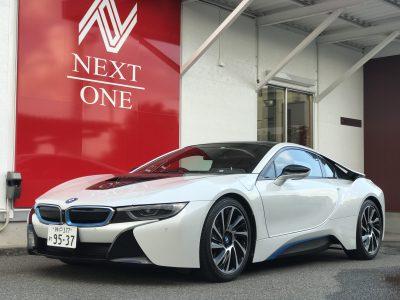 チャーリー坂本の高級車レンタカー配達日記62〜BMW i8〜