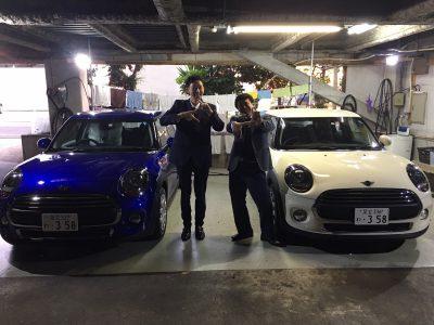 タンメン樫原の高級車レンタカー配達日記81〜BMW MINI 〜