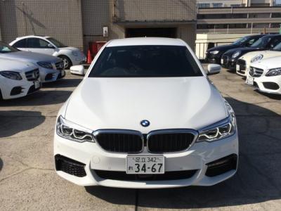 クリス二瓶の高級車レンタカー配達日記82 BMW  523i Mスポーツ(G30)