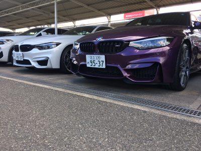 谷畑任三郎の高級車レンタカー配達日記142~BMW M3~