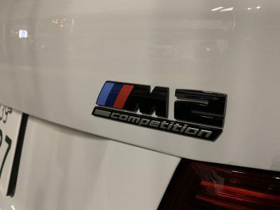 谷畑任三郎の高級車レンタカー配達日記149~BMW M2 コンペディション~