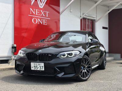 谷畑任三郎の高級車レンタカー配達日記153〜BMW M2 コンペティション