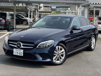 ヘルプ吉村の高級車レンタカー配達日記152〜メルセデス・ベンツ C180〜