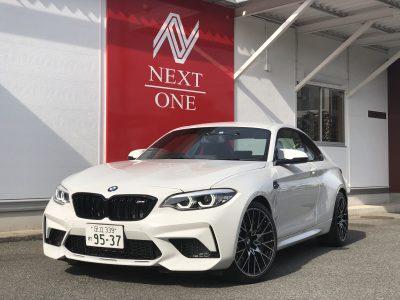 タンメン樫原の高級車レンタカー配達日記93 BMW M2
