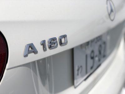 こーせーの高級車レンタカー配達日記3〜Mercedes-Benz A180〜