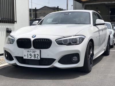 ひでぼう田辺の高級車レンタカー配達日記6 BMW 118i