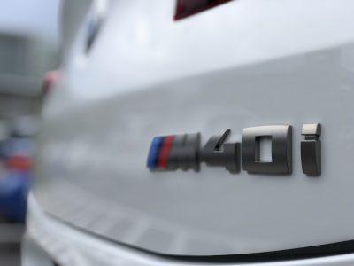 こーせーの高級車レンタカー配達日記5〜BMW X4 M40i〜