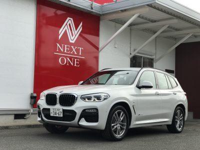 チャーリー坂本の高級車レンタカー配達日記78〜BMW X3 xDrive20d Mスポーツ〜