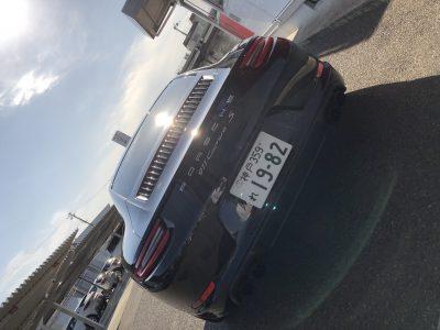 ひでぼう田辺の高級車レンタカー配達日記5 PORSCHE  911Carrera S
