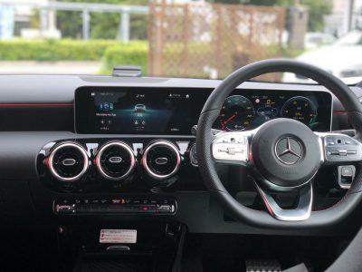 タンメン樫原の高級車レンタカー配達日記99 ベンツ A180