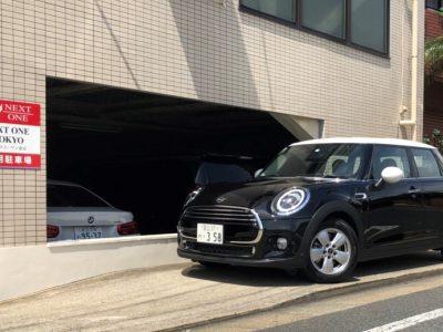 こーせーの高級車レンタカー配達日記10〜BMW MINIクーパー5ドア~