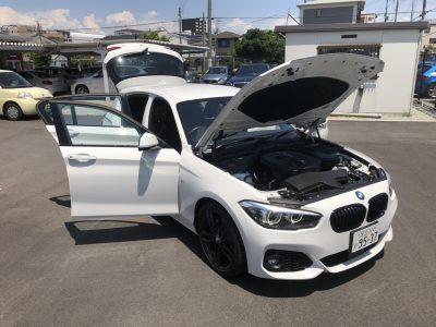 おじいちゃんの高級車レンタカー配達日記10~BMW 118i  EDITION SHADOW~