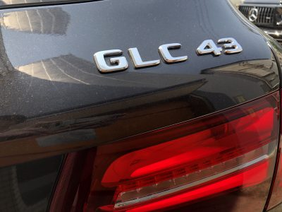 トリプル木村の高級車レンタカー配達日記162~メルセデス・ベンツ GLC43~