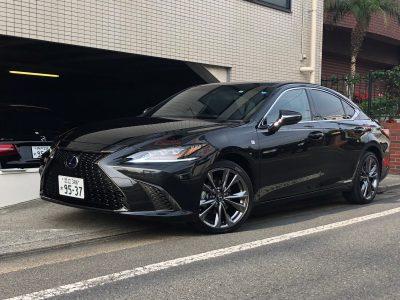 こーせーの高級車レンタカー配達日記7〜LEXUS ES300h〜