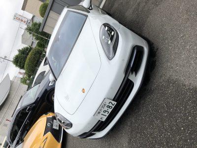 ひでぼう田辺の高級車レンタカー配達日記12〜PORSCHE Panamera 4S〜