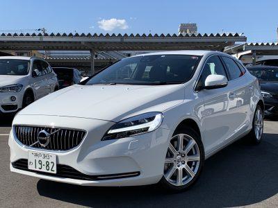ヘルプ吉村の高級車レンタカー配達日記163〜ボルボ V40 D4インスクリプション〜