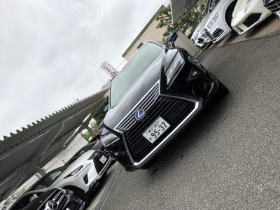 ひでぼう田辺の高級車レンタカー配達日記11〜LEXUS RX450hl 〜