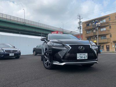 あすかの高級車レンタカー配達日記14〜レクサス NX200t〜