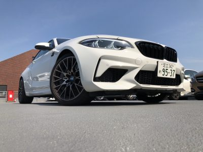 じゅんちゃんの高級車レンタカー配達日記7~BMW M2 コンペティション~