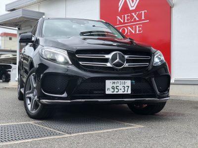 タンメン樫原の高級車レンタカー配達日記101 Mercedes-Benz GLE350d