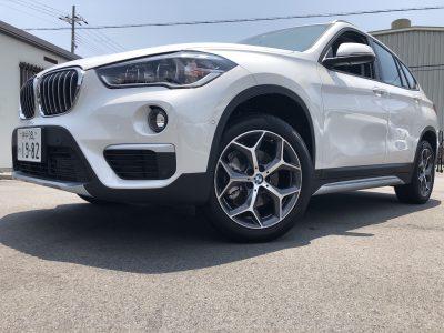 トリプル木村の高級車レンタカー配達日記167~BMW X1 xDrive 18d xLine~