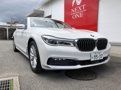 ひでぼう田辺の高級車レンタカー配達日記17〜BMW  740e iパフォーマンス〜