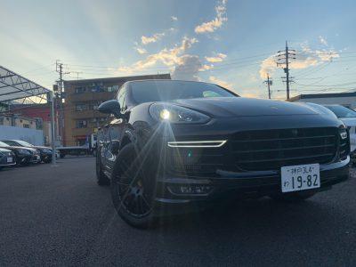 あすかの高級車レンタカー配達日記〜ポルシェ カイエン GTS〜