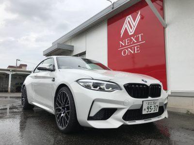チャーリー坂本の高級車レンタカー配達日記98〜BMW M2 コンペティション〜