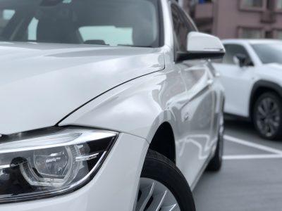 こーせーの高級車レンタカー配達日記20〜BMW 320d Luxury Line~