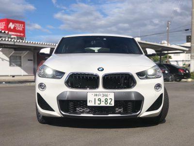 タンメン樫原の高級車レンタカー配達日記111 BMW X2