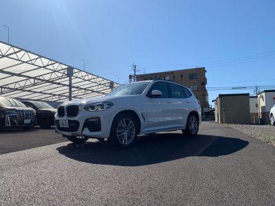 あすかの高級車レンタカー配達日記〜BMW X3〜