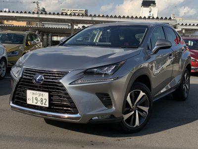 ヘルプ吉村の高級車レンタカー配達日記184~レクサス NX300h Iパッケージ~