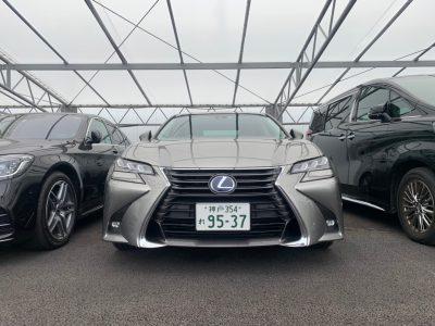 あすかの高級車レンタカー配達日記32〜レクサスGS450h〜
