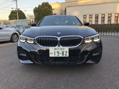 あすかの高級車レンタカー配達日記38〜BMW 320i 〜