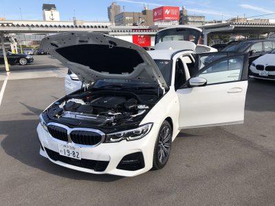 おじいちゃんの高級車レンタカー配達日記35~BMW 320d xDrive ツーリング Mスポーツ~