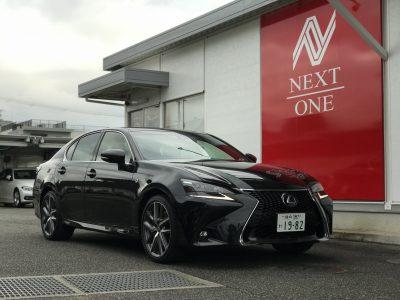 チャーリー坂本の高級車レンタカー配達日記118〜レクサス GS300h Fスポーツ〜