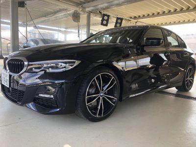 トリプル木村の高級車レンタカー配達日記194~BMW 320i Mスポーツ