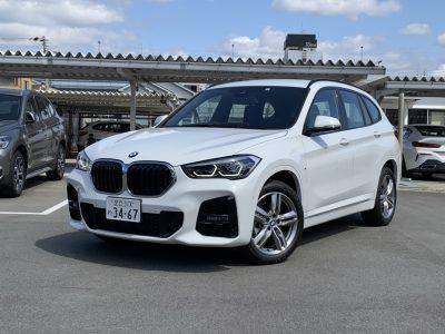 ヘルプ吉村の高級車レンタカー配達日記206~BMW X1(LCI)~