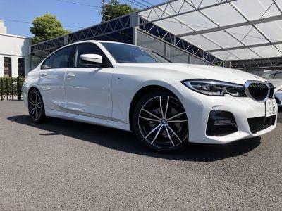 りょうくんの高級車レンタカー配達日記7〜BMW 320i Mスポーツ〜